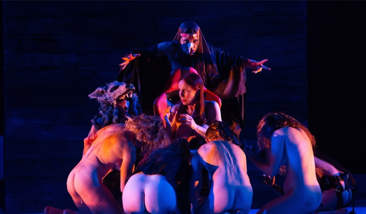 Theater vimeo nackt performance Country: Egypt